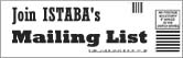 Click Here to join ISTABA's Mailing List